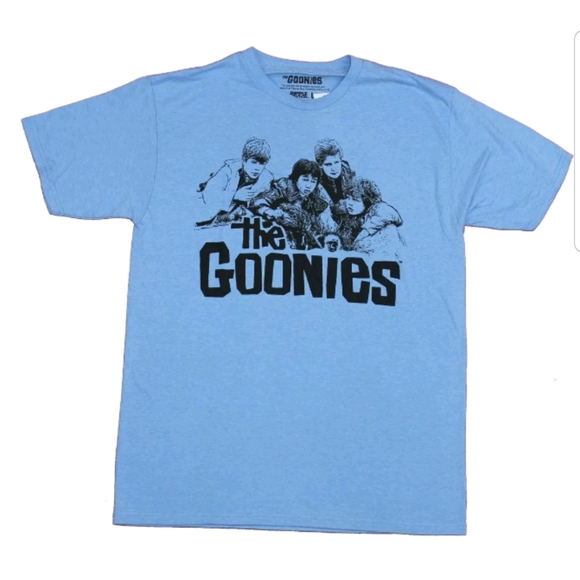 Ripple Junction Other - Goonies Mikey, Mouth, Data & Chunk S/S Tee Shirt